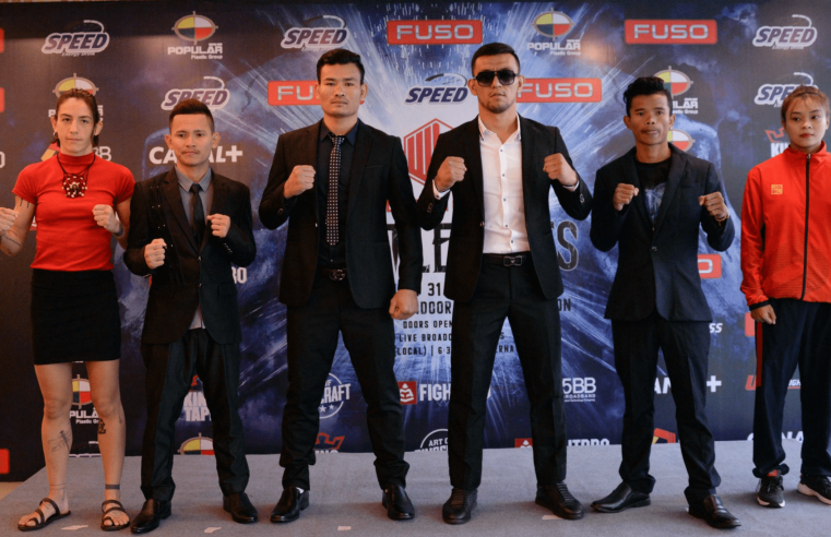 The World Lethwei Championship Plans To Go Global In 2020