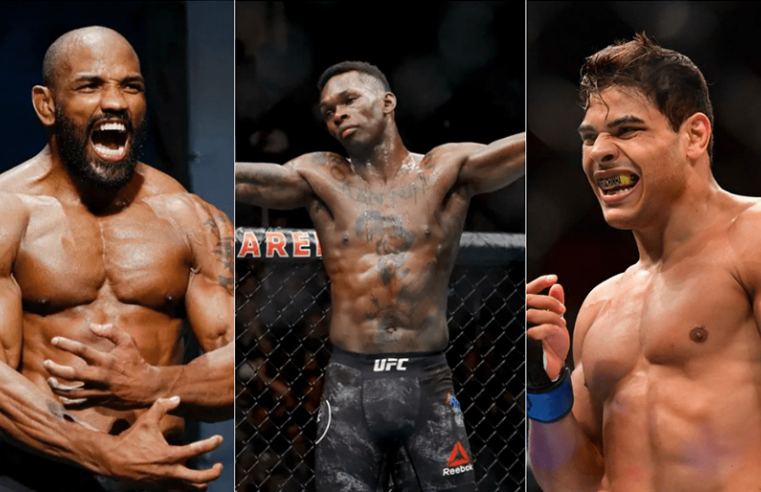 Costa Wants Adesanya UFC 248 Fight, Izzy Responds – BIG UPDATE