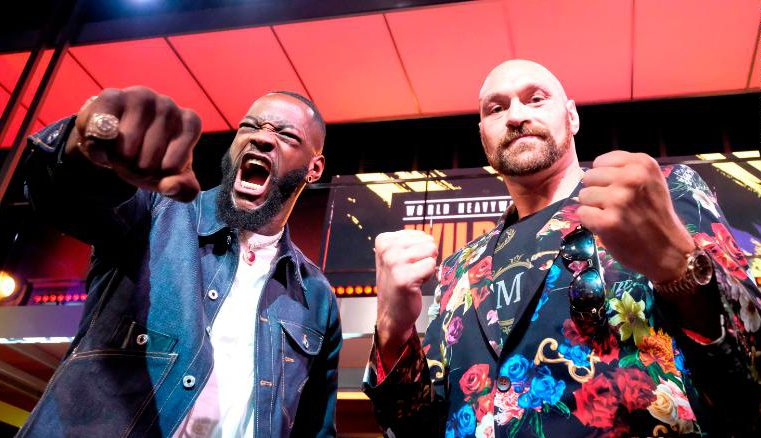 Tyson Fury Concerned For Deontay Wilder After Recent Comments
