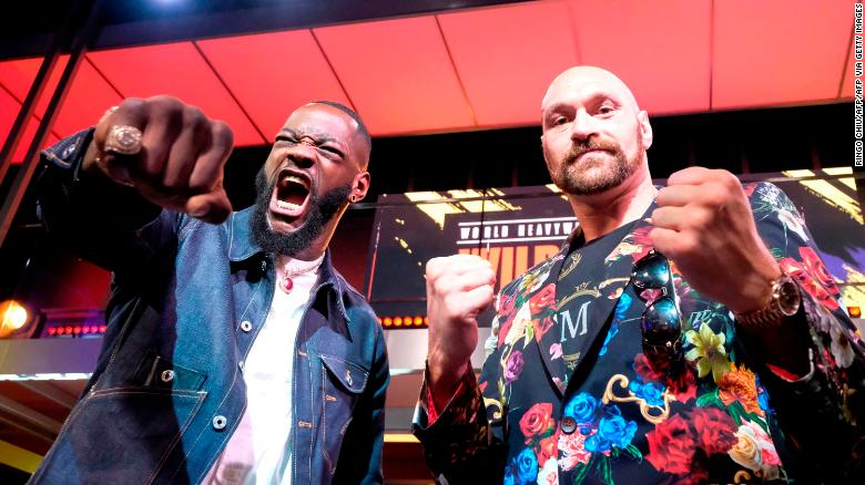 Tyson Fury Demands Respect For Deontay Wilder
