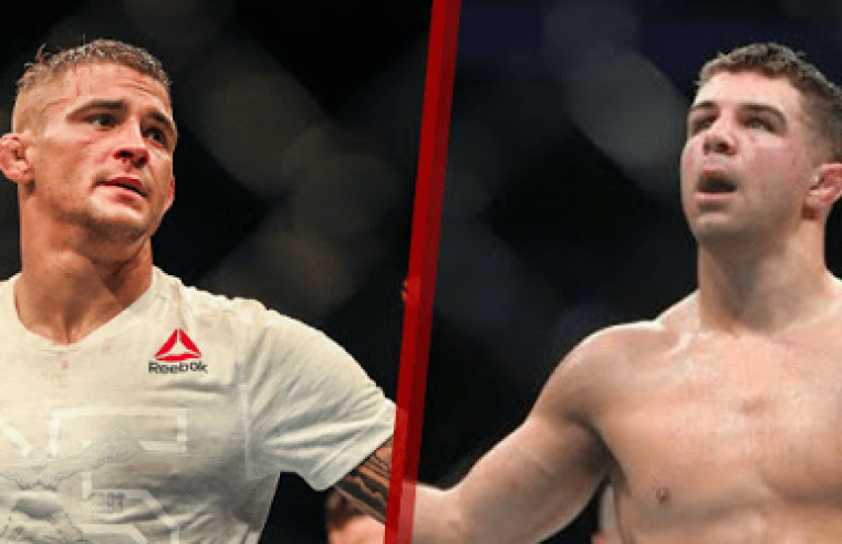 Dustin Poirier On Al Iaquinta's Call Out, Nate Diaz And Khabib vs Tony