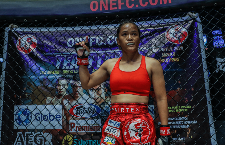 Gina Iniong Harvested The Labour Of A Hard Training In Latest Win