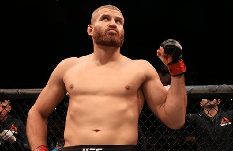 UFC: Jan Blachowicz Sends Warning To Israel Adesanya