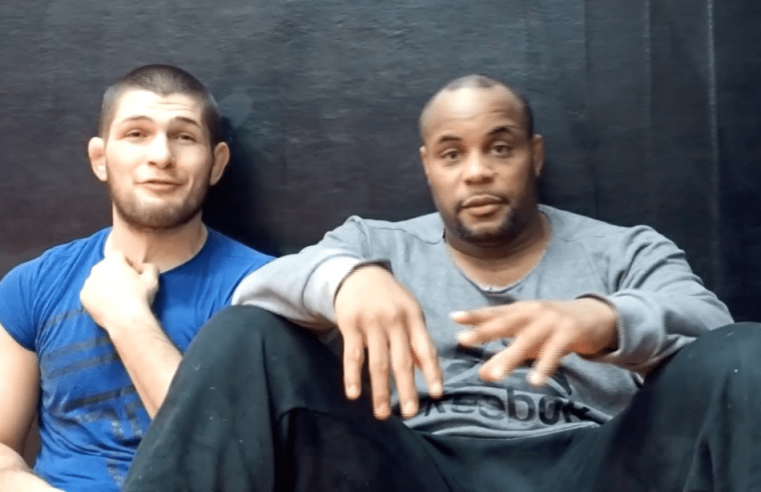 UFC: Daniel Cormier On Khabib Nurmagomedov: The Guy Is Just A Beast