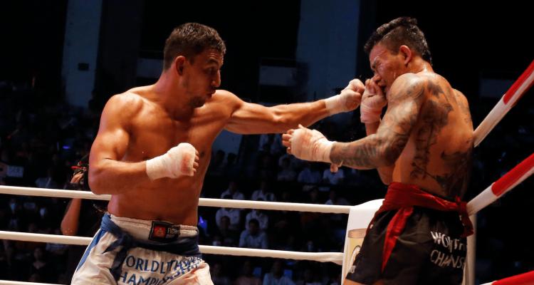 WLC: Battlebones Naimjon Tuhtaboyev vs Too Too, World Lethwei Championship