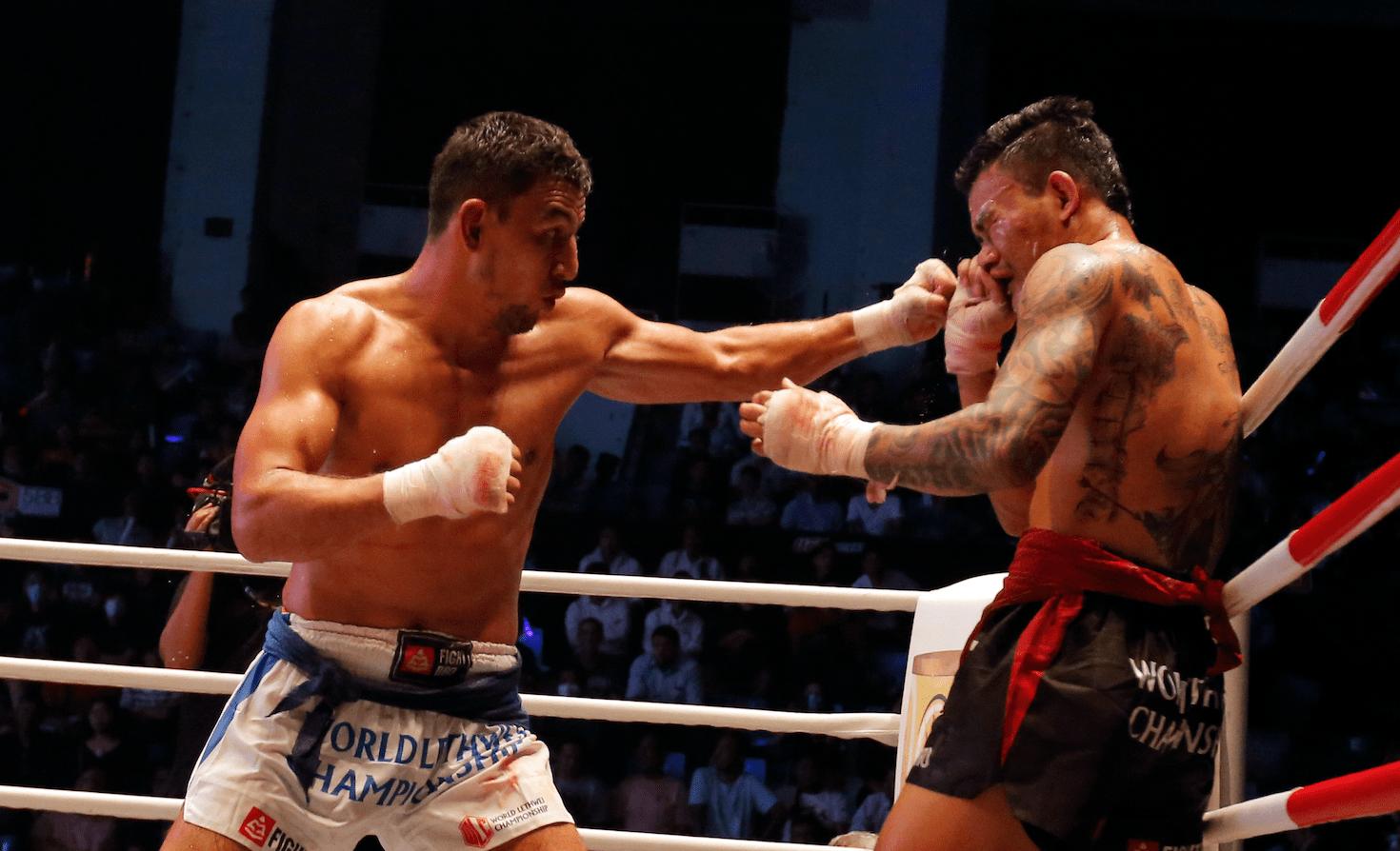 WLC: Battlebones – Naimjon Tuhtaboyev Wins Middleweight Title