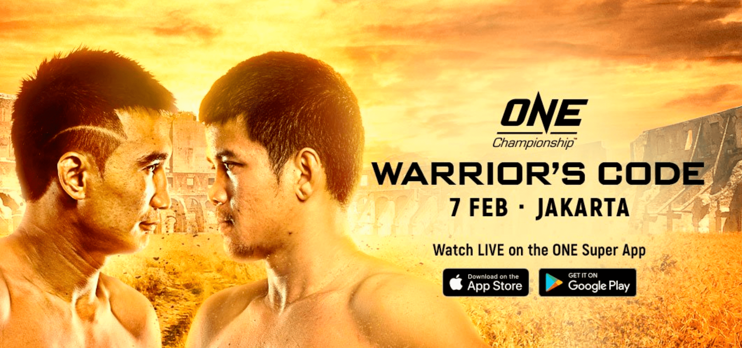 ONE: Warrior's Code Pre-Fight Interviews And Weigh-In Results