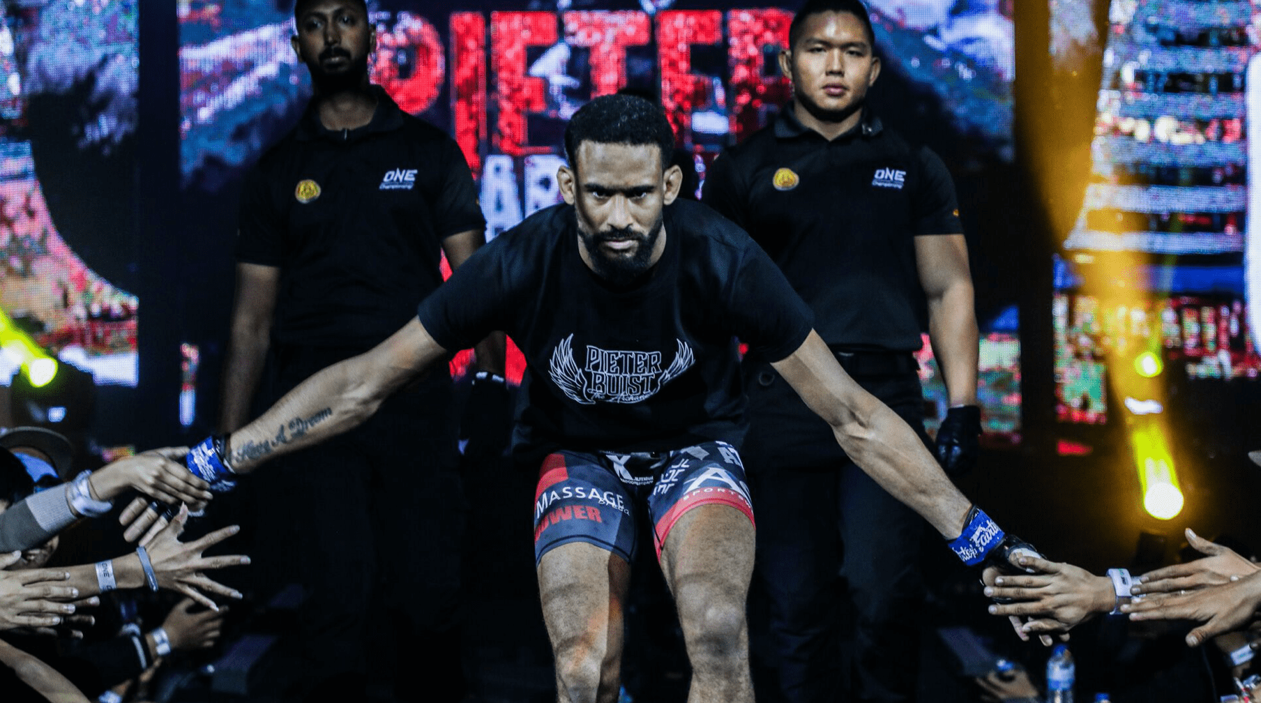 Pieter Buist Wants The ONE Lightweight Champion Christian Lee Next