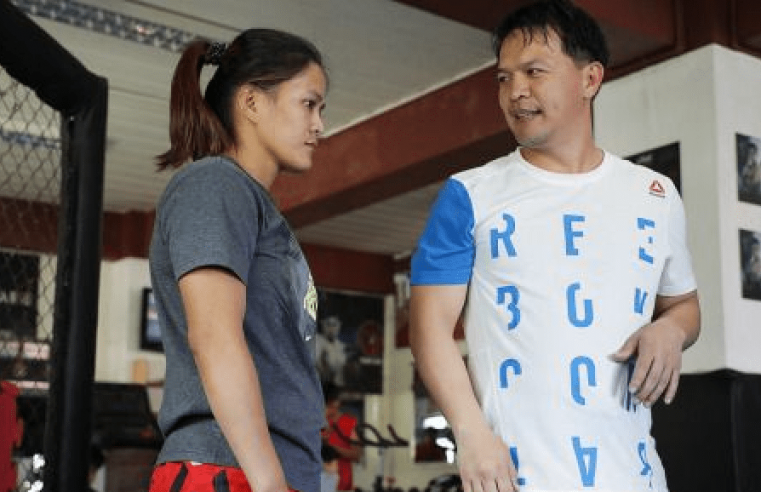 Gina Iniong: I Hope To See More Women Compete In Mixed Martial Arts