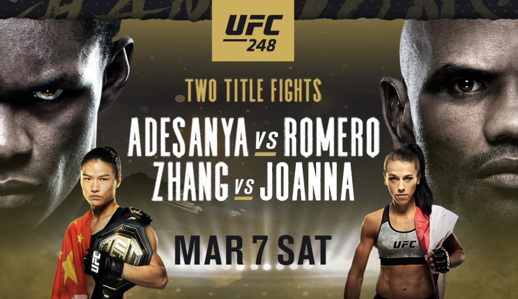 UFC 248 Pre-Fight Videos