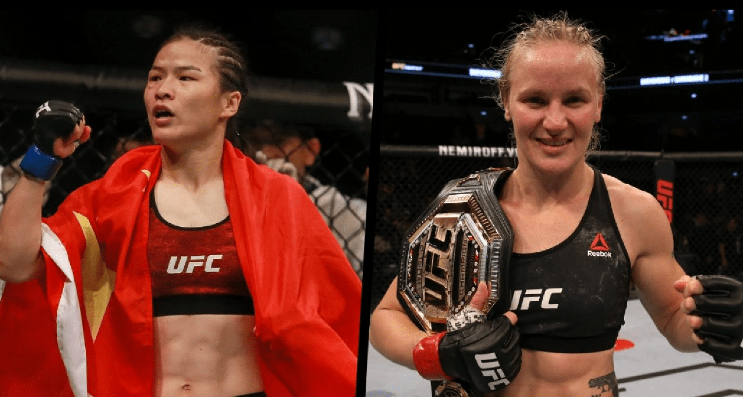 Shevchenko Happy To Face Zhang Once She's Cleared Out Her Division