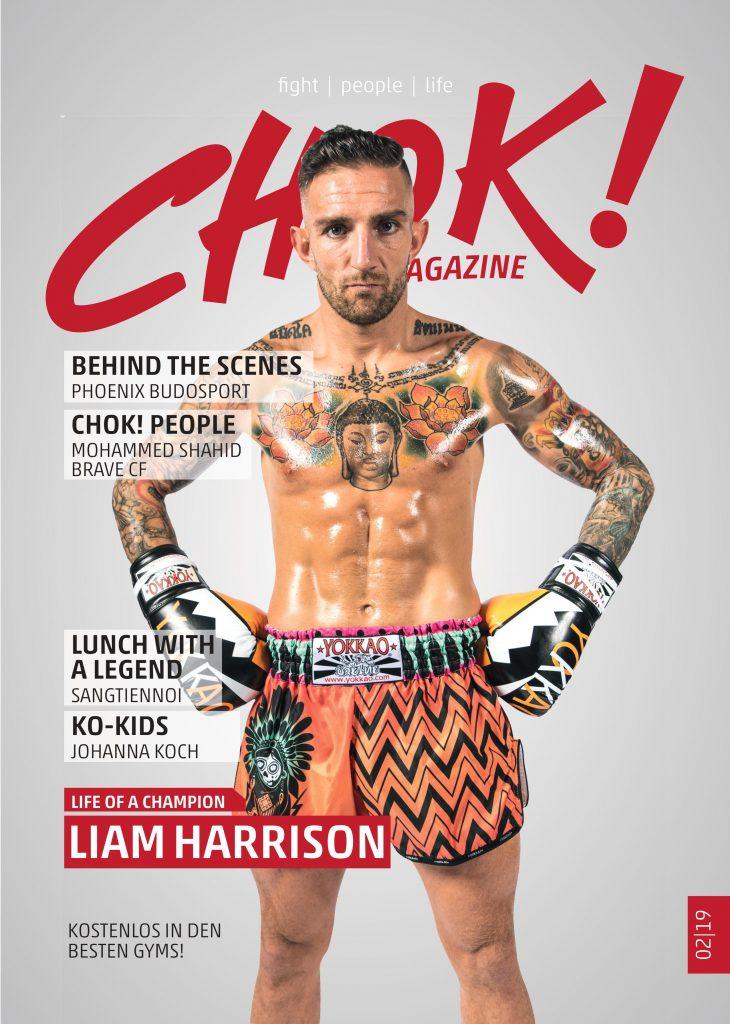 Chok! Liam Harrison