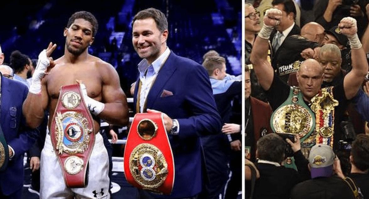 Tyson Fury Promises Early Finish Against Anthony Joshua