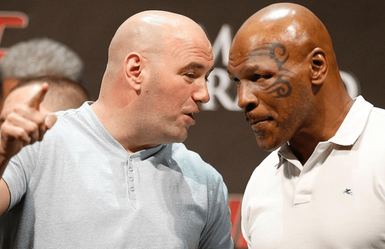 Dana White Begs Mike Tyson To Remain Retired, Talks Khabib vs Gaethje
