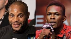 UFC Daniel Cormier and Israel Adesanya