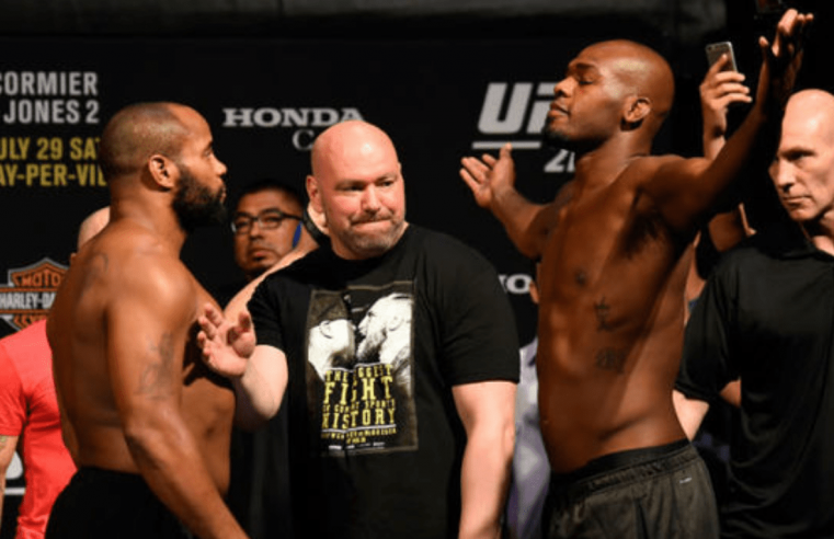 Daniel Cormier Doesn't Think The UFC Should Release Jon Jones