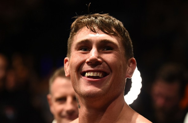 Till Says Adesanya Knows He's Joking About Being Scared Of Romero