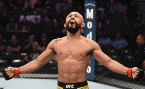 UFC Deiveson Figueiredo