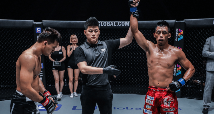 Honorio vs Banario Shannon Wiratchai ONE: King of the Jungle