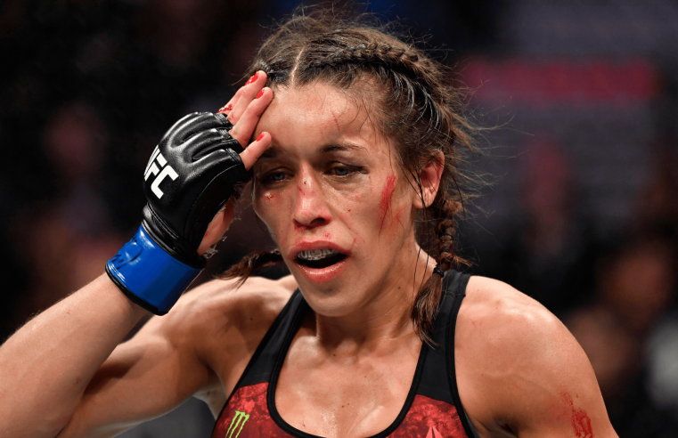 UFC: Joanna Jedrzejczyk Opens Up On The Negative Side Of Fighting
