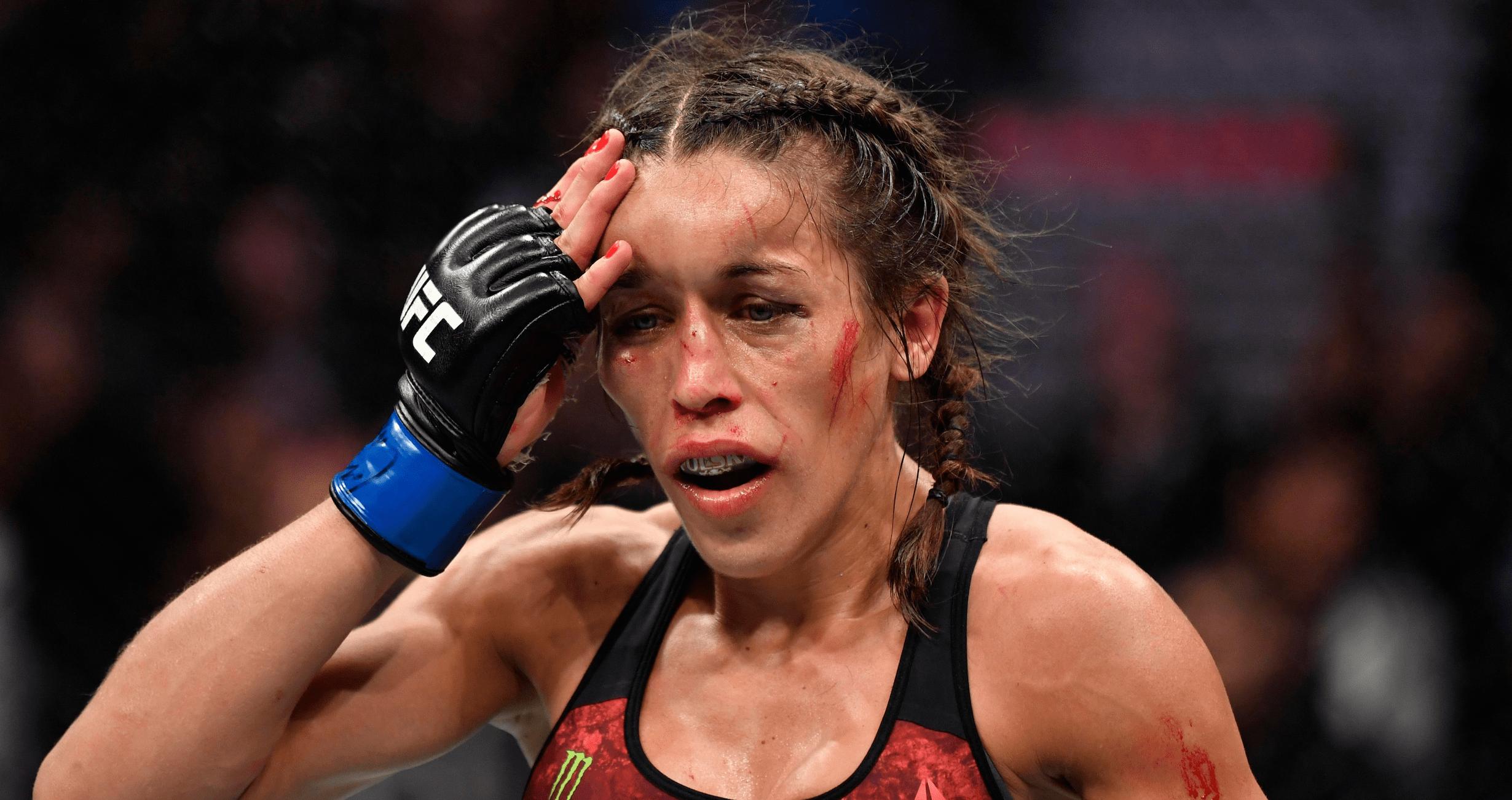 UFC: Joanna Jedrzejczyk Opens Up On The Negative Side Of Fighting