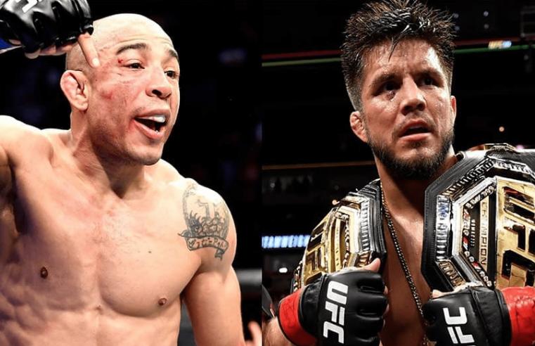 UFC 250: Quarantined Jose Aldo Isn't Too Worried About Henry Cejudo