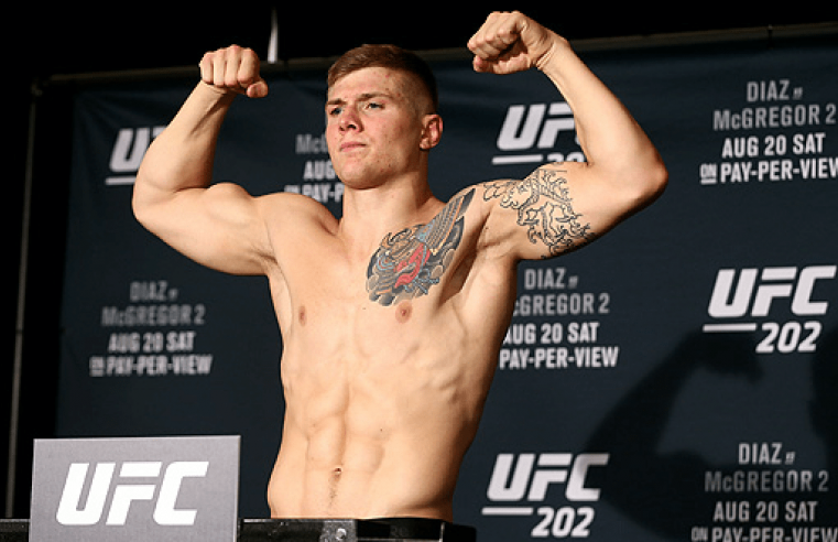 Marvin Vettori Details Nightmare Lead Up To Cancelled UFC London Bout