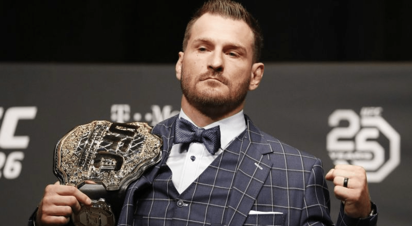 UFC: Stipe Miocic Isn't Concerned With Fighting During The Pandemic