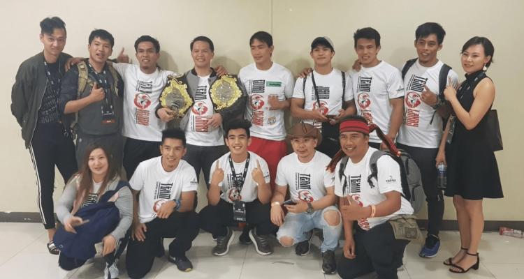 ONE Championship Team Lakay