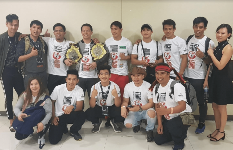 Mark Sangiao Remaining Positive For Team Lakay