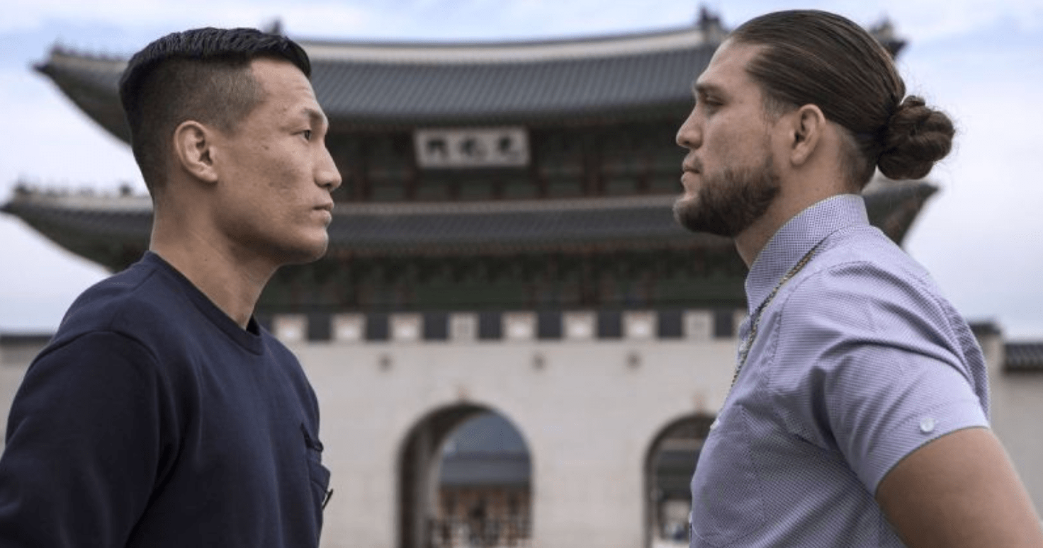 'Korean Zombie' Recalls Incident With Brian Ortega & Jay Park At UFC 248