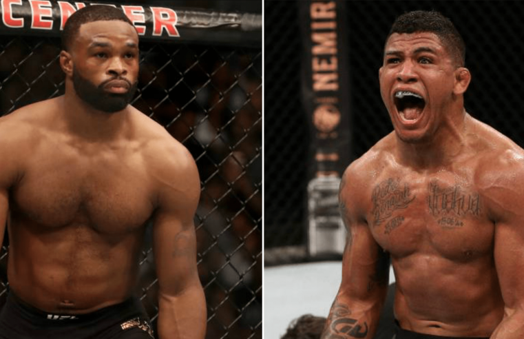 Burns Wants To Hand Woodley 'Disastrous' Loss At UFC Vegas