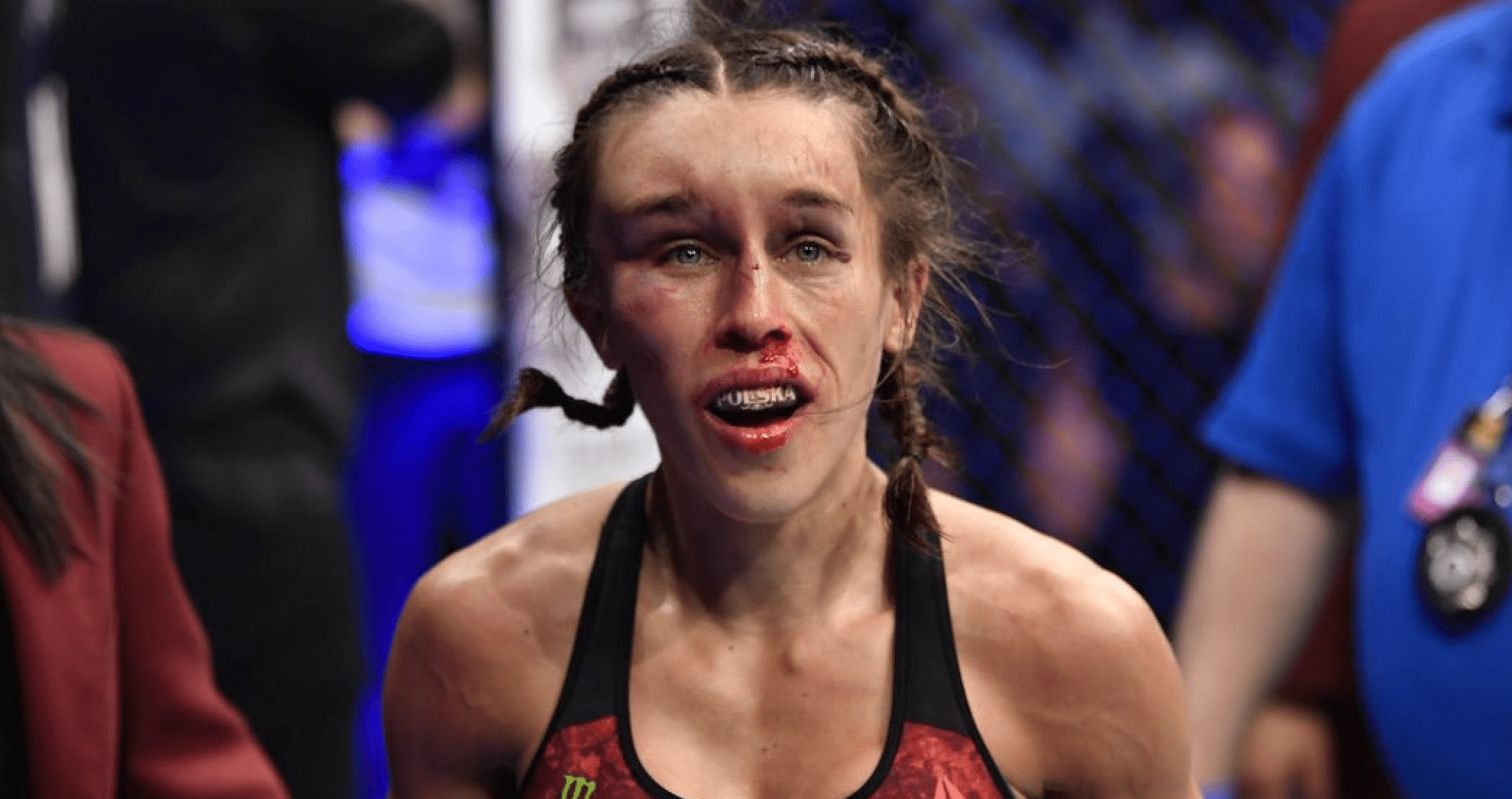This Is How The MMA World Reacted To UFC 248