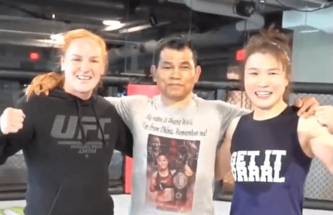 Valentina Shevchenko Thinks Zhang Weili Will Lose Her Next Fight
