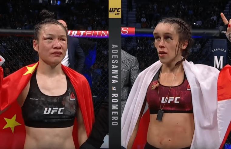 UFC 248 Medical Suspensions