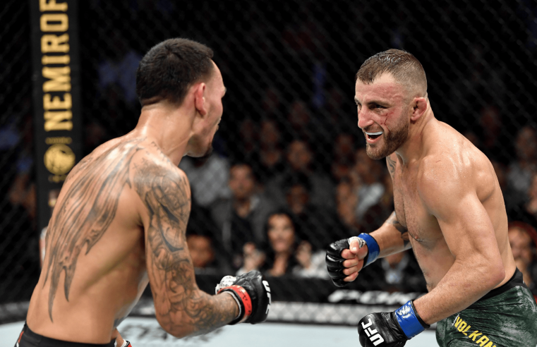 UFC: Eugene Bareman Breaks Down Alex Volkanovski vs Max Holloway 2