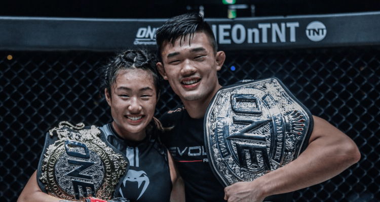 ONE Championship: Century Angela Lee and Christian Lee