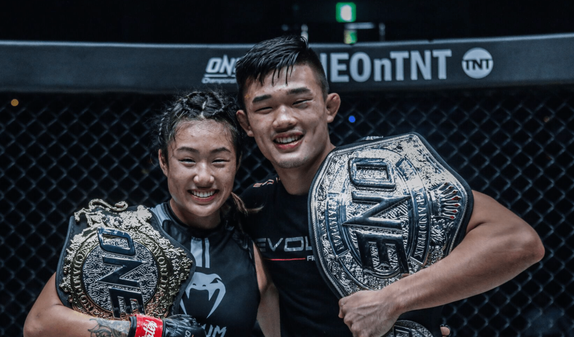 Angela Lee Discusses Sharing ONE Cards With Her Brother Christian