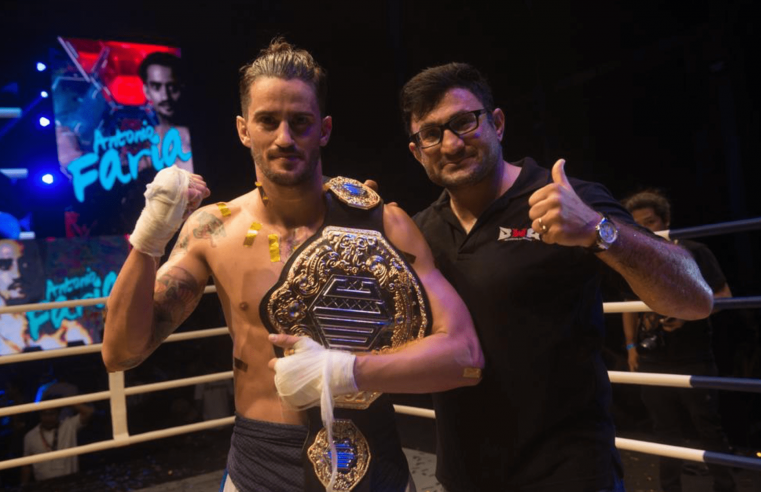 Behzad Rafigh Doust Discusses His Journey From Fighting To Coaching