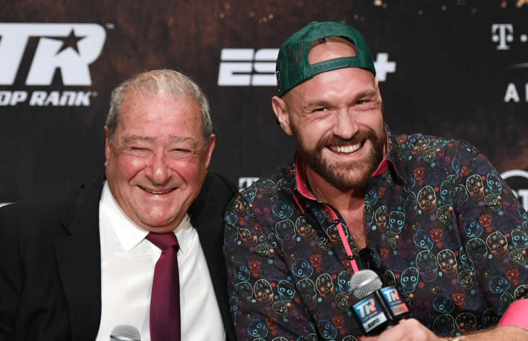 Bob Arum: Deontay Wilder Has No Legal Right To Tyson Fury Trilogy