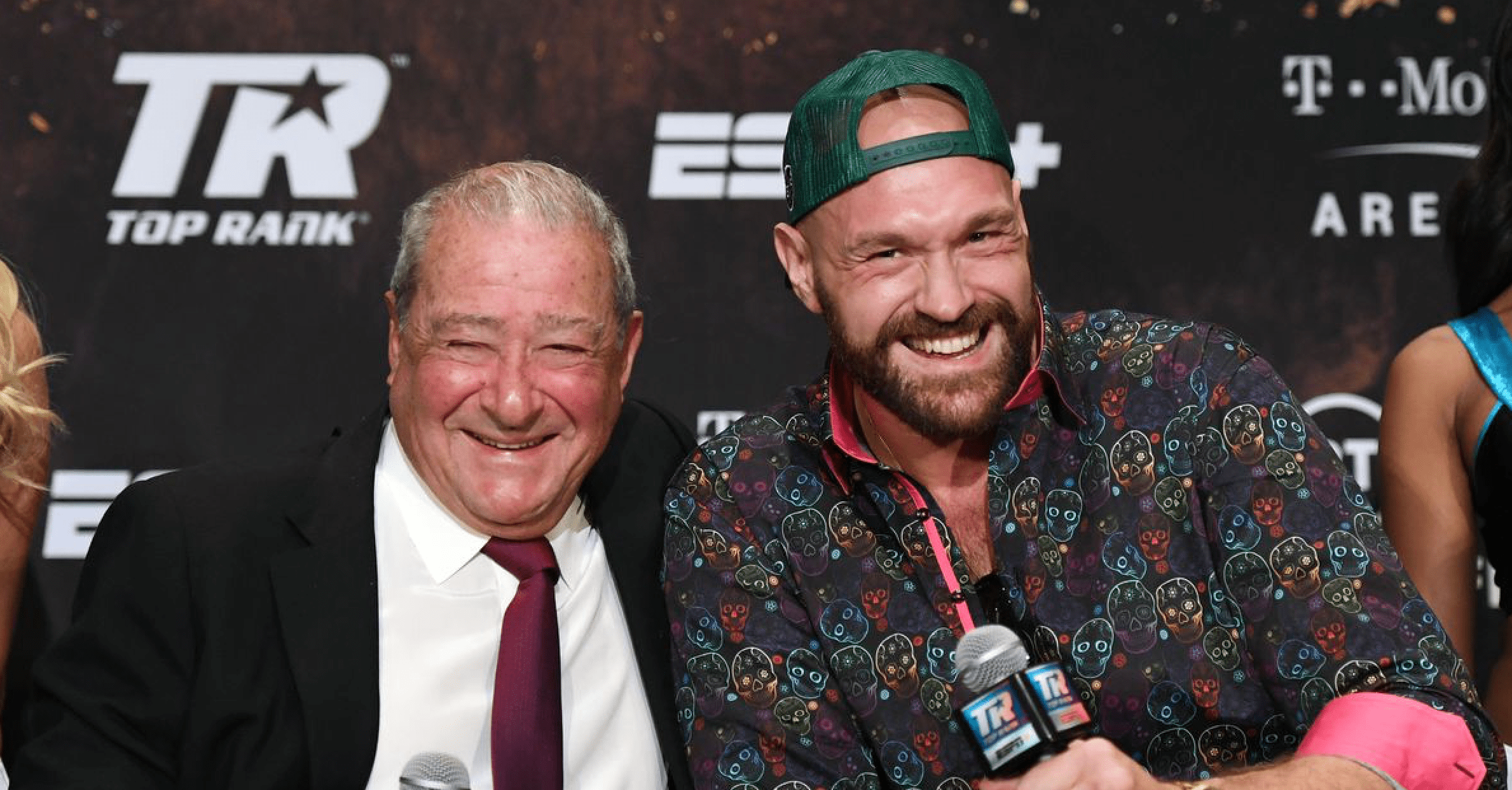 Bob Arum Wants To Hold Boxing Events At The WWE Performance Center