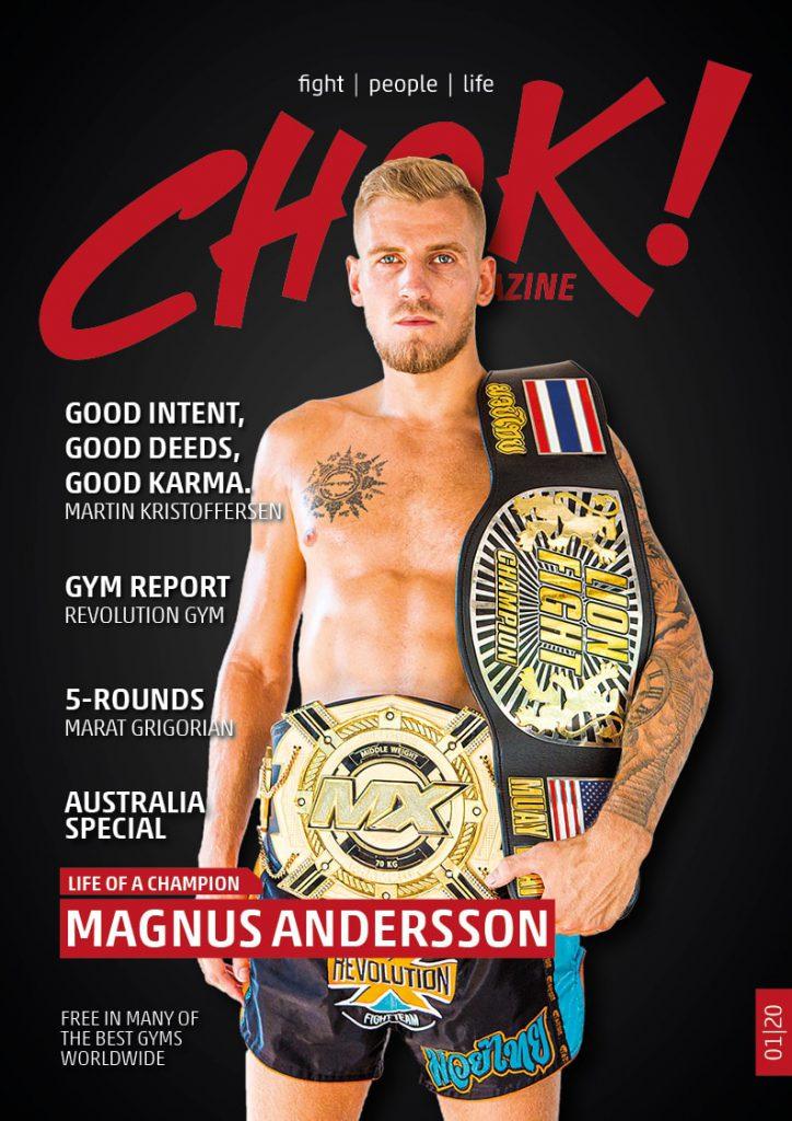CHOK! Magazine 1-2020