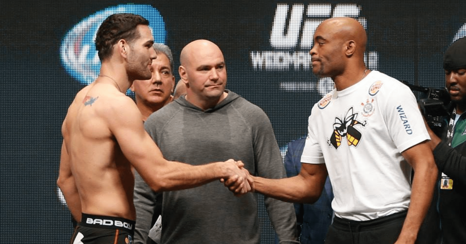 UFC: Anderson Silva Wanted To Retire Prior To First Chris Weidman Fight