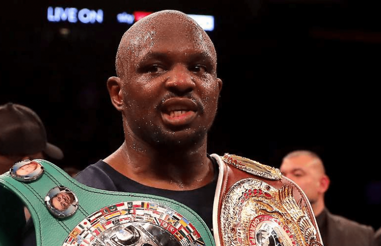 Dillian Whyte Eyeing Fights With Deontay Wilder And Luis Ortiz