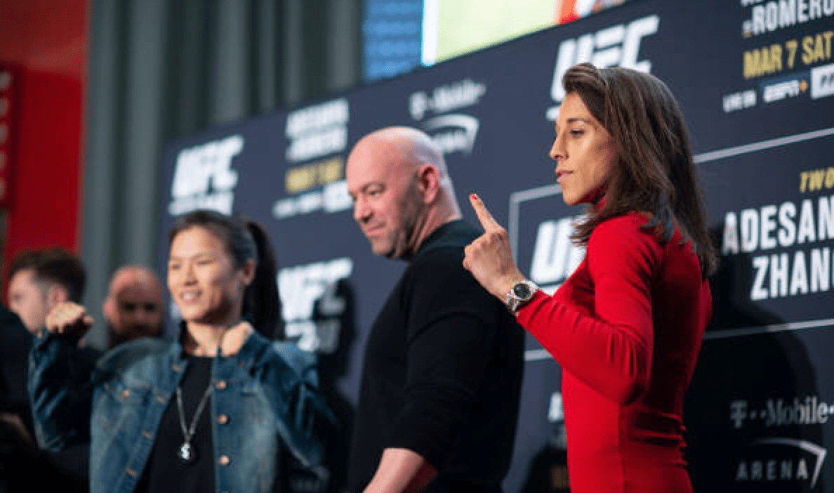 Joanna Jedrzejczyk Wants A Rematch With Zhang Weili: I'm The One