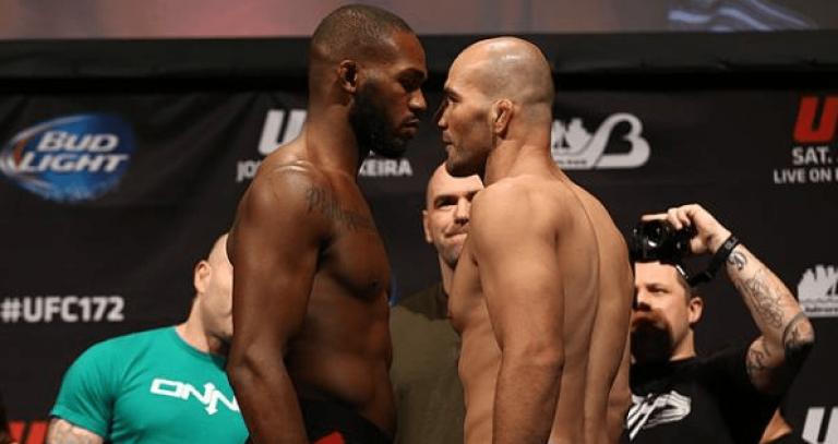 UFC on Jones and Glover Teixeira