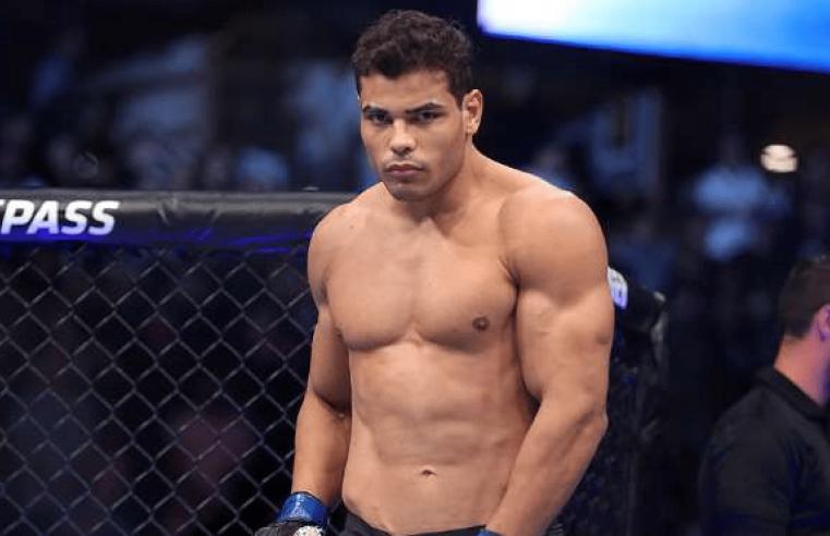 UFC: Paulo Costa Still Using 'Wizard' Doctor Following USADA Ban