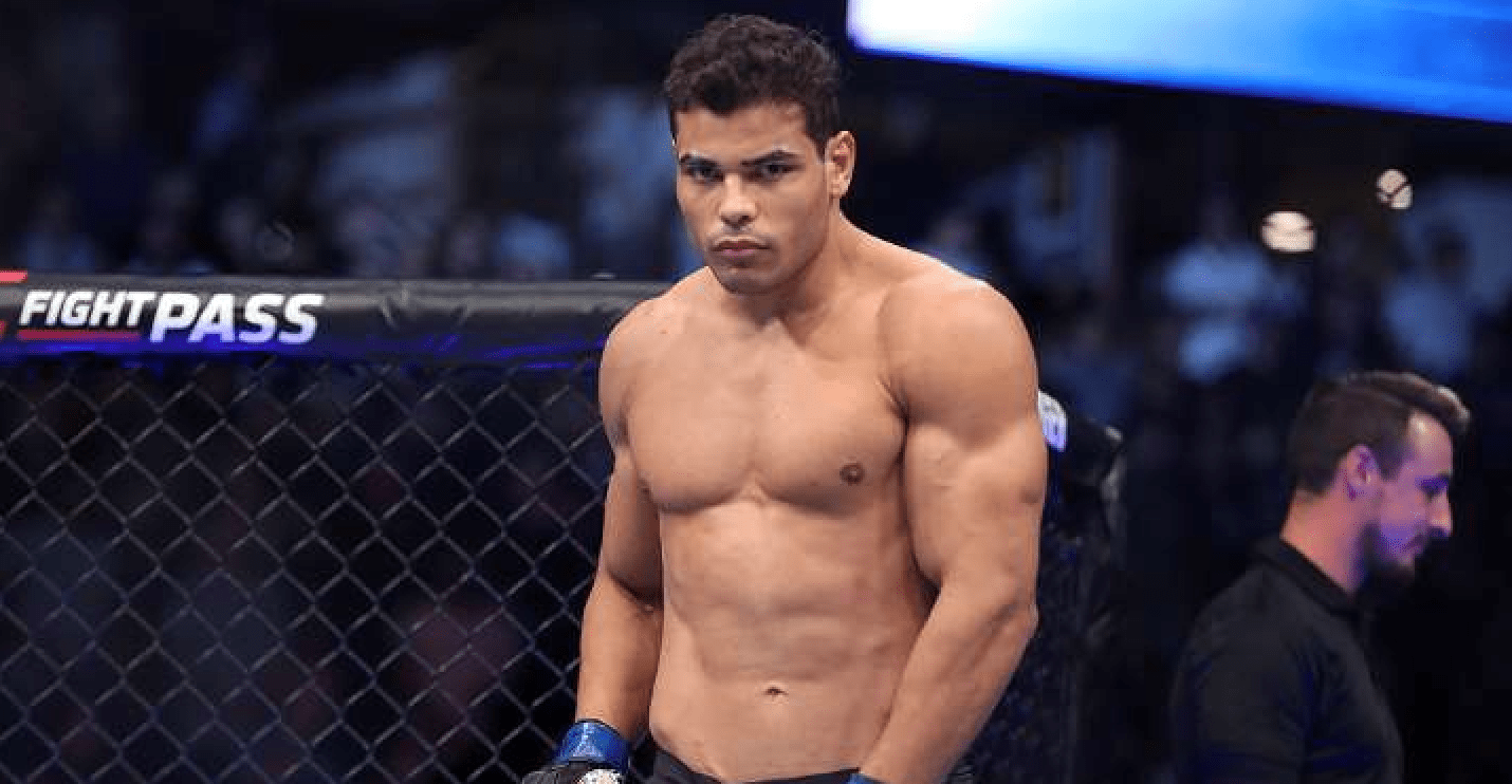 UFC: Paulo Costa Reacts To Jon Jones' Tweet And Delete