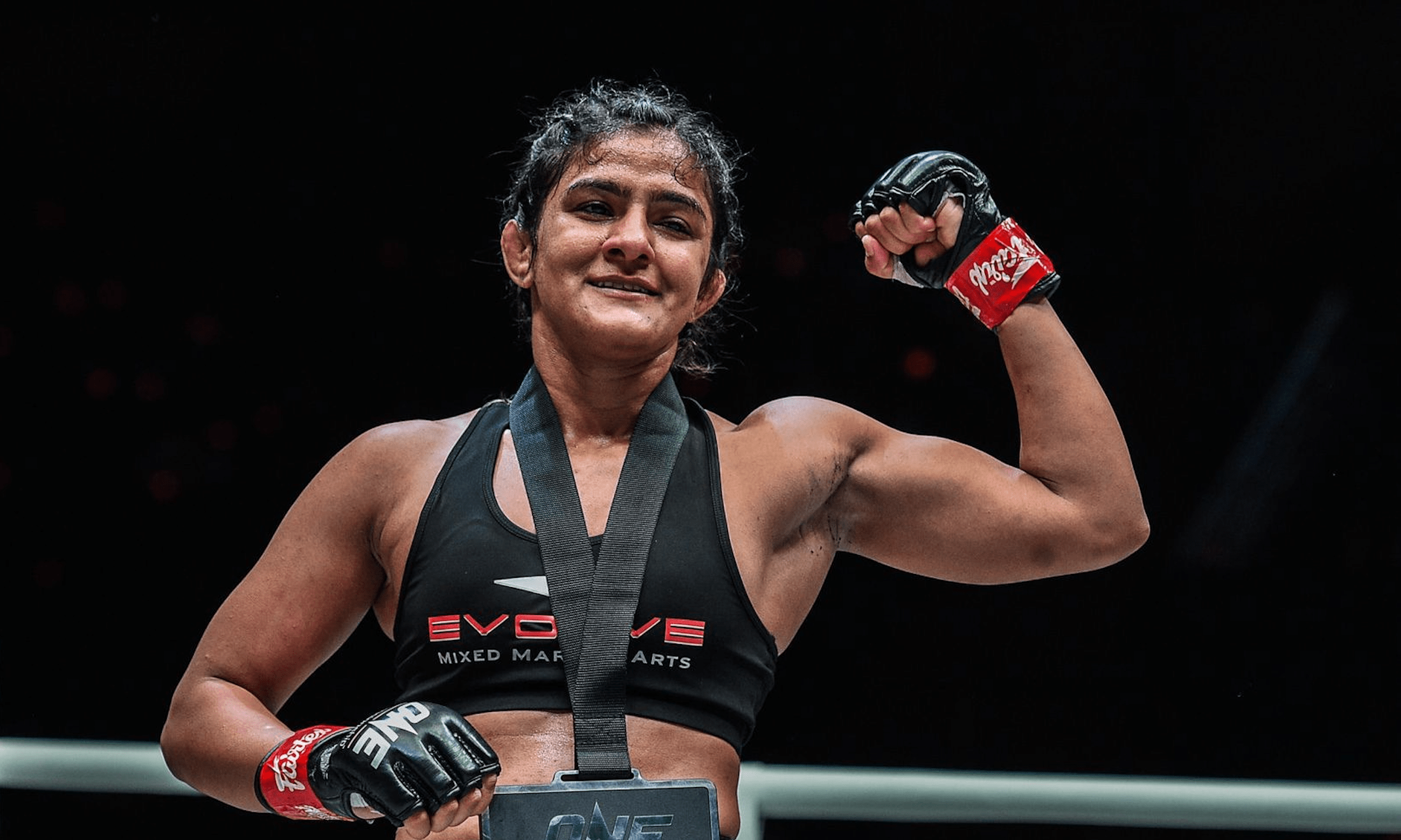 Ritu Phogat Hoping To End Year On A Winning Note