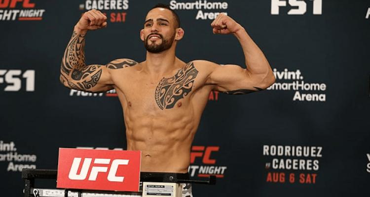 UFC Santiago Ponzinibbio
